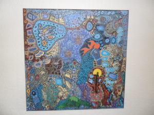 cosmic joy by Andy Harding