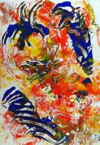 Marine Dream by Sarah Carter