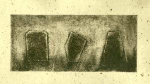 Sarsen stones by Ian Bertram