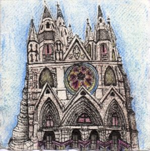 Church on Acid by Reb