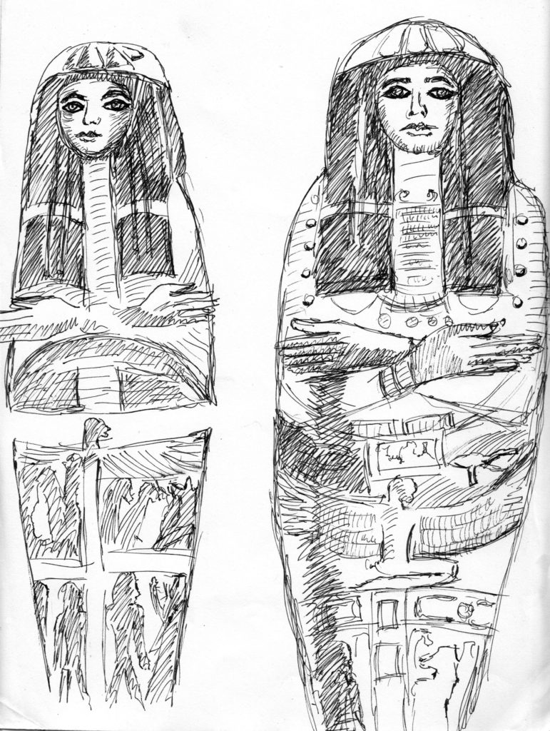 34203 || 2950 || Two Egyptian Mummies || NULL || 4332