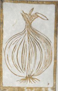 Onion by Chloe Labbett