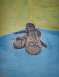 Scandels by Richard Laws