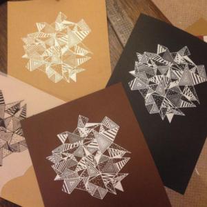Fun Triangles by Sarah Carpenter