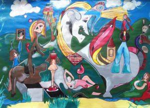 Fantasy 3 by Suz Hemming