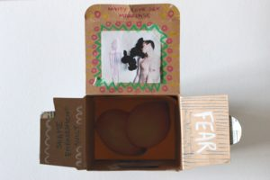 Self Box by Clare  Hyatt