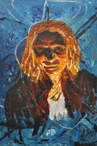 Self Portrait by Shanon Tysoe
