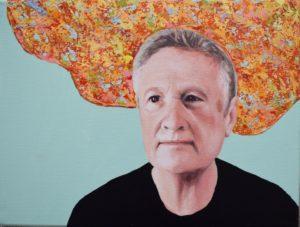 Self Portrait With Imaginings by oknottm