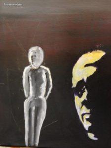 Self Portrait 2 by Malcolm Darling