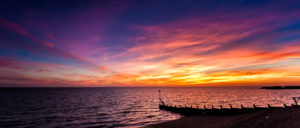 Sunset by Tony Tomlinson