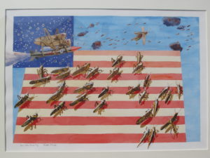Serial killers invade Iraq by Heather Beveridge