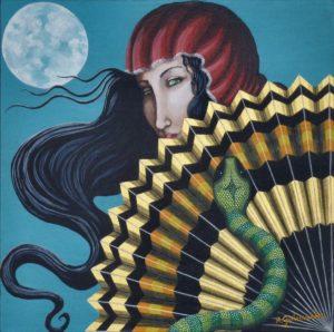 Serpent Moon by Anni Golemienko
