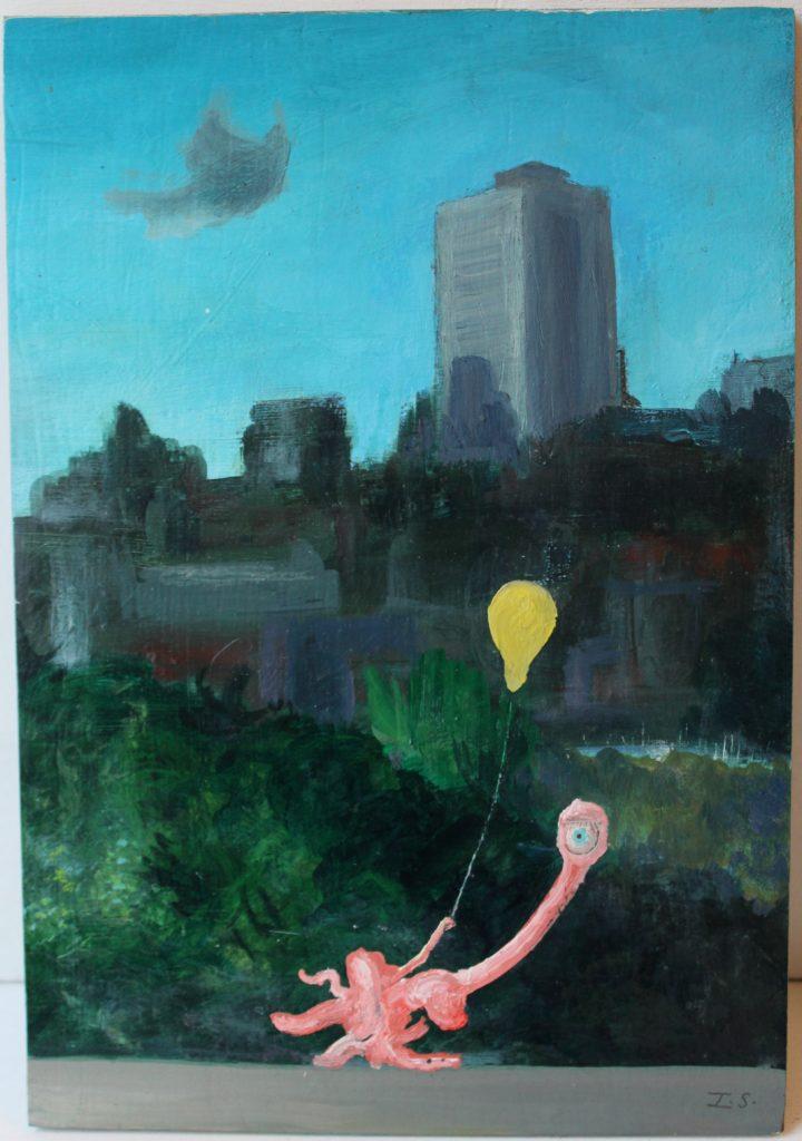 26530 || 669 || Cyclops with a Balloon ||  || 6967