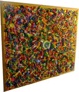 Cluttered Mind (2011) by Mat (JimDogArt)