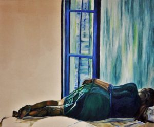 Siesta In Epirus by Jane Sproston