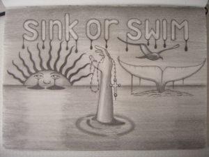 Sink Or Swim by Leigh Garfield