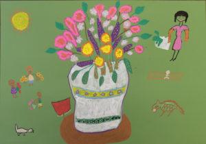 Vase by Sandra Lott