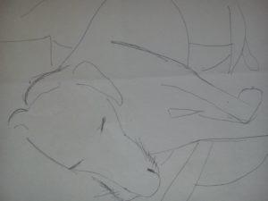 Sleeping by Macktee