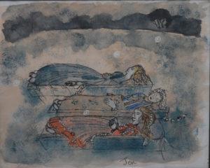 Sleeping Angels by Jen Stead