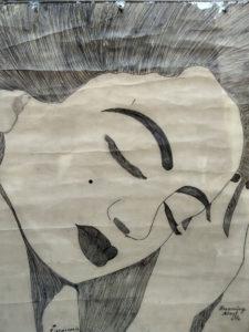 Sleeping beauty dreaming about me by Sandeep Kumar Mishra
