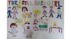 The Royal Baby Girl by Stephen Faber