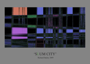 Slum City by RIKINI
