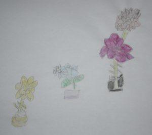 Small Arrangement by Mandy Hubble