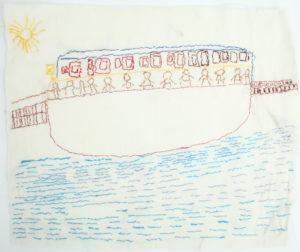 The Big Boat by Robert Dixon
