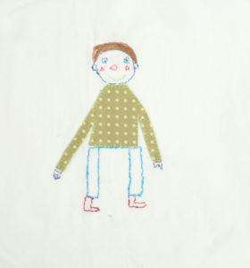 Me (Self Portrait) by Robert Dixon