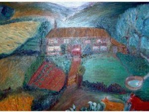 Southdown Farm by Hannah Light