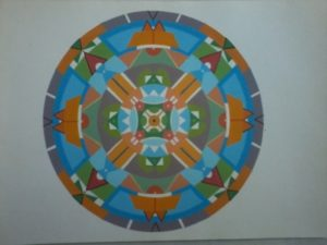 space mandala by Boby1963