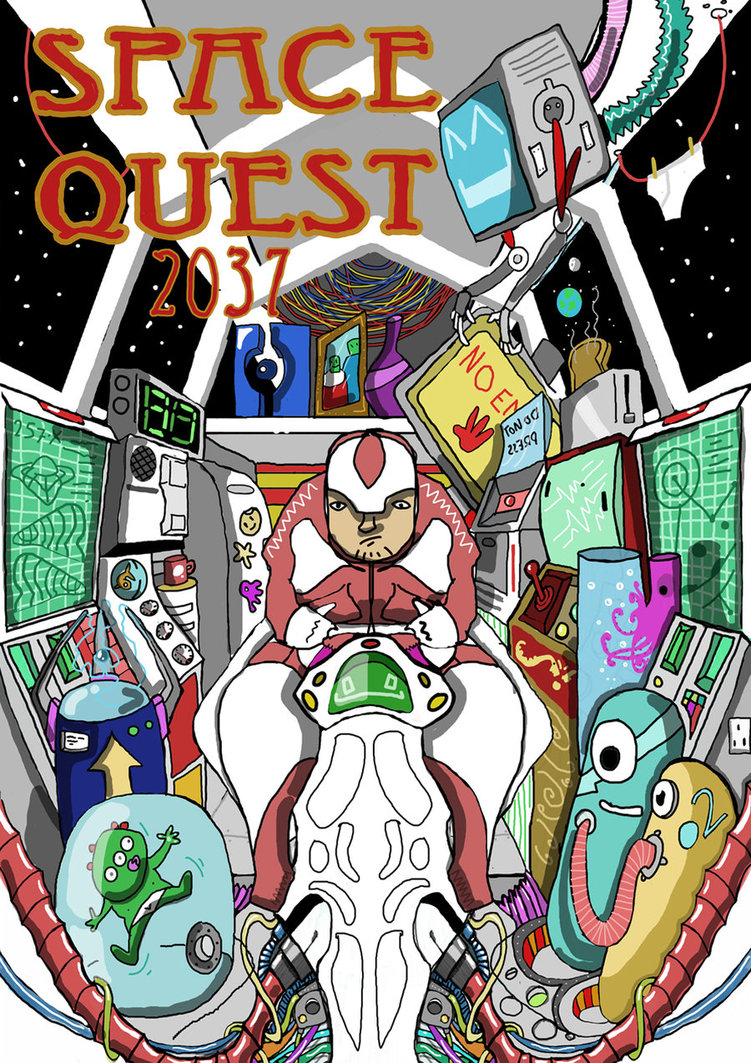 11885 || 2810 || SPACE QUEST || 45.00 || 5396