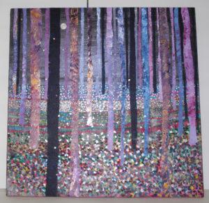 Sparkling Forest by Gordon Gillingham