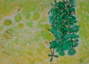 Spring Two by Edwina Slinn