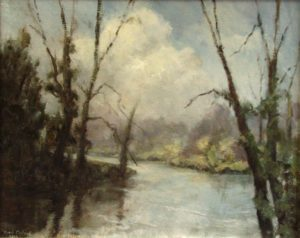 Spring by AVERIL CLIFFORD REES
