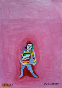 Stance by Mark Hibbert