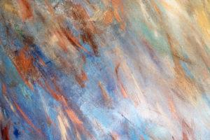 Starburst Galaxy by vanessa clark