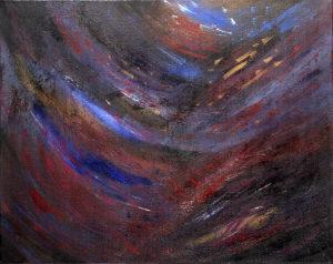 Stardust Traverse by vanessa clark
