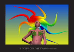 Statue Of Livity by RIKINI