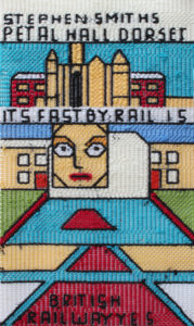 It's fast by rail by Stephen Muszynski