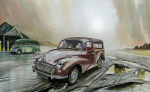 Still Raining by John Lowerson