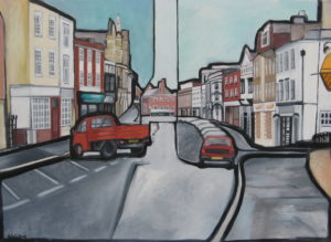 Lower High St by Linda Wallis