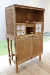 Bethlem Honours Cabinet by Sue Burbidge
