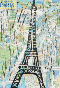 The Eiffel Tower by Sue Lyons