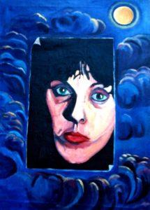 Suicidal Self-Portrait by Maureen Oliver