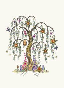 Summer Tree by Sue Trickey