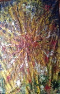 Sun by Waltraud Pospischil