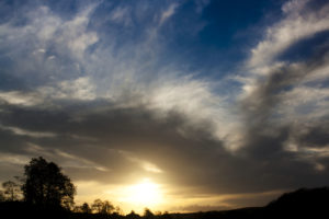 Sunflare – Skyscapes by Lewis Jenkins