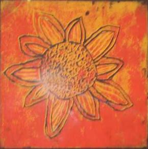 Sunflower by Bernadette Quinn