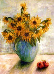 Sunflowers by Alena